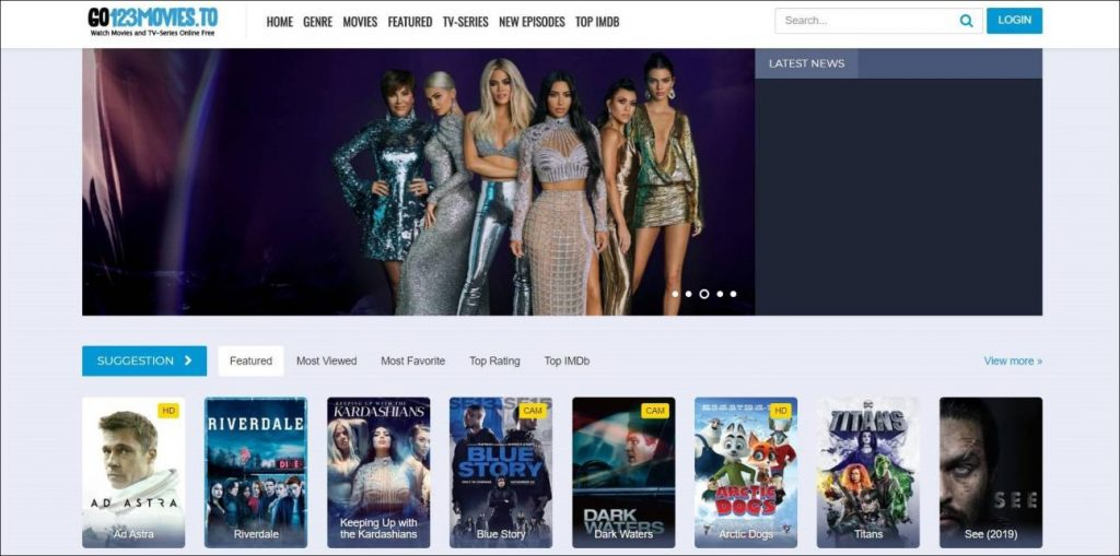 123Movies, Xmovies8 alternative