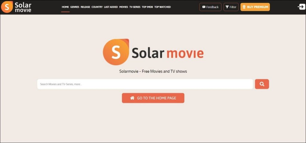 Solarmovie, Los Movies Alternative