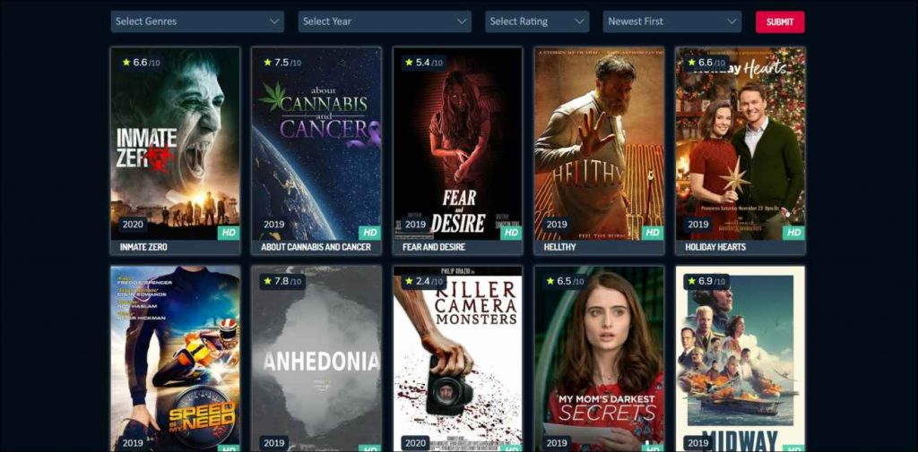 LookMovie, top 15 best movie streaming sites