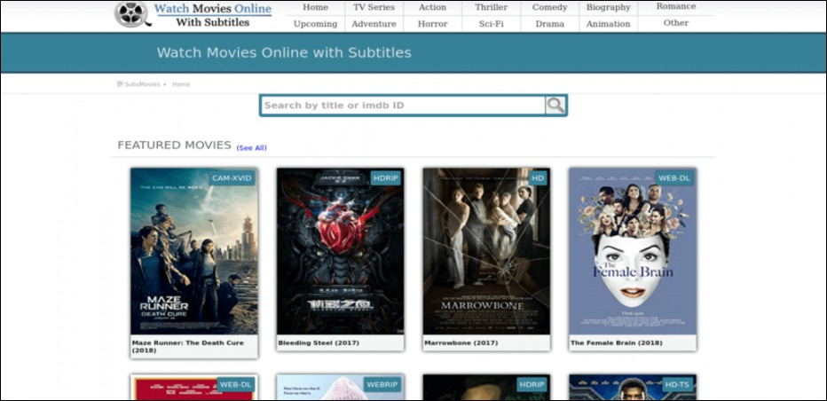 Subsmovies, Flixtor alternative