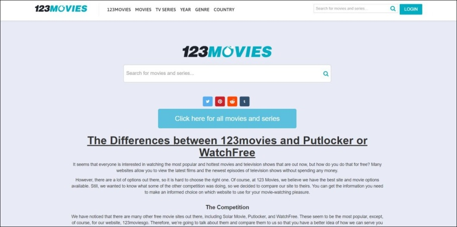 123Movies, Lunchflix alternative