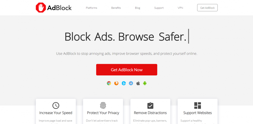 ad and pop up blockers for chrome