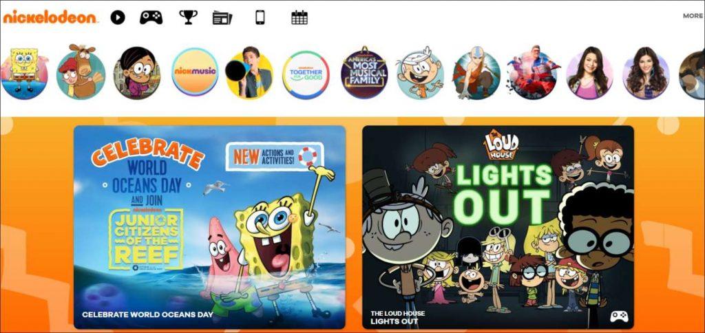 Nickelodeon, CartoonCrazy alternative